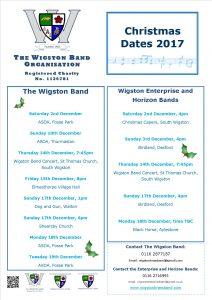 Christmas 2017 dates